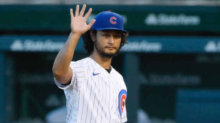 yu darvish trade