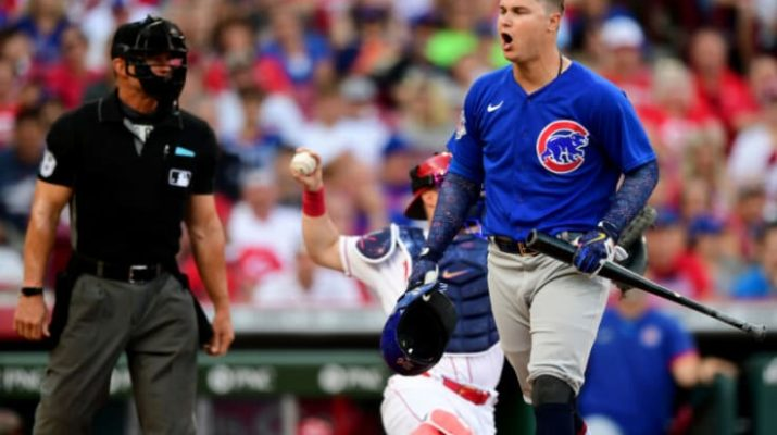 Chicago Cubs Suffer Worst Weekend of the Season