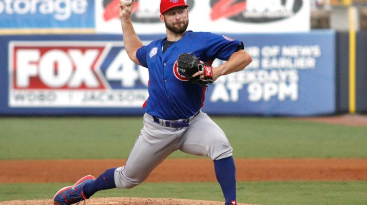 Cory Abbott, the Chicago Cubs' Next Big-Time Pitcher