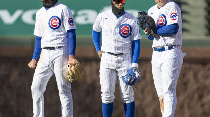 Cubs in a Complete Free Fall