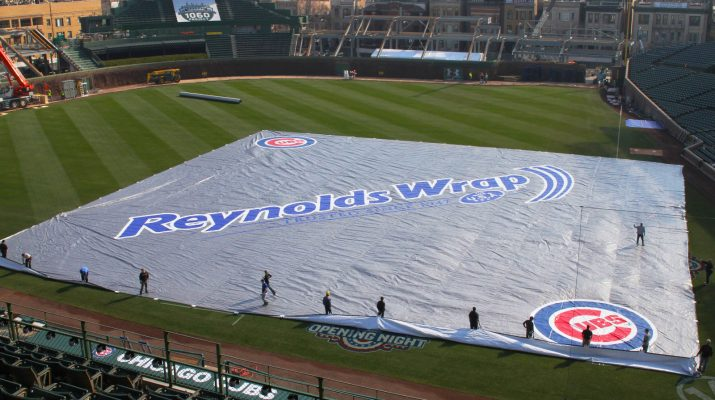 Rain Saves Chicago Cubs on Tuesday