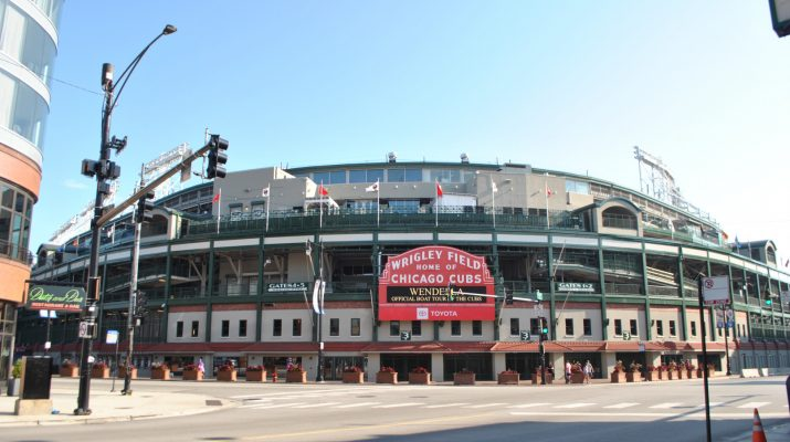 Cubs Can't Win at Wrigley