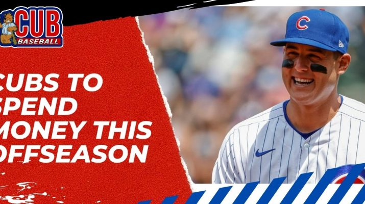 Cubs to Spend Money This Offseason